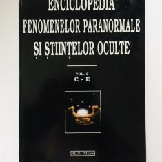 Enciclopedia Fenomenelor Paranormale si Stiintelor Oculte - Dan Seracu, vol. 2