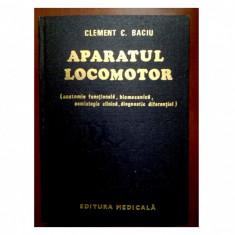 Aparatul locomotor-Clement C. Baciu