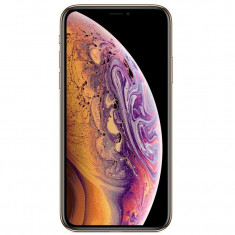 Telefon mobil Apple iPhone XS, 256GB, Gold, 12 MP, Hexa core, Smartphone