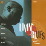 CD Livin' It Up With The Blues, original