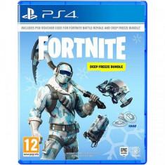 Fortnite Deep Freeze Bundle PS4