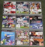 Joc PlayStation 3/PS3:FIFA 09,10,PES 11,2,3, DJ Hero