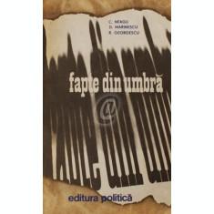 Fapte din umbra, vol. 4