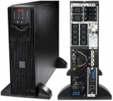 Cumpara ieftin UPS APC Smart RT 6000 SURT6000XLI USV Black, Acumulatori Noi, Management Card, 2 ANI GARANTIE