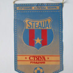 Rar! Fanion rusesc cele mai bune cluburi de fotbal din lume:Steaua-Romania