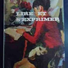 Lire Et S'exprimer - Michel Mozet, Philippe Sellier, Paule Gaillard, Pi,546242
