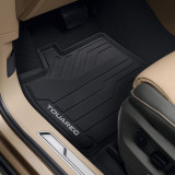 Set Covorase Auto Cauciuc Fata+ Spate Oe Volkswagen Touareg 3 2018→ 76106150082V, Vw