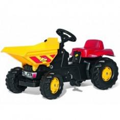 Tractor cu pedale Rolly Kid Dumper Kid