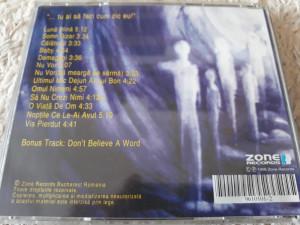 Iris - Luna Plina 1996 cd original