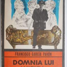 Domnia lui Witiza – Francisco Garcia Pavon