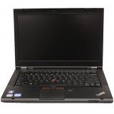 Laptop Lenovo ThinkPad T430, Intel Core i5-3210M 3.10 GHz, 4GB DDR3, 320GB HDD, Windows 10 Pro Refurbished
