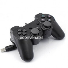 Game Pad USB2.0 Double Shock Controller