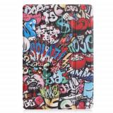 Husa Huawei MediaPad M6 10,8 inch Flip Cu Stand Colorata