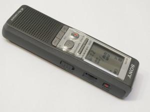 Reportofon digital SONY ICD-P520 - 512 Mb cu difuzor si port USB