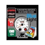 Turometru aditional 0-8000 RPM, Lampa.