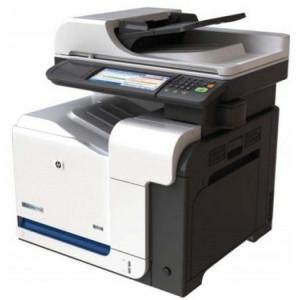 Multifunctionala Laser Color HP LaserJet CM3530MFP, 31PPM, USB, Retea, 1200 x 600, A4