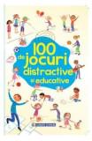100 de jocuri distractive si educative, Rebecca Gilpin
