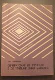 GENERATOARE DE IMPULSURI SI DE TENSIUNE LINIAR VARIABILA - GH. I. MITROFAN