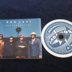 Bon Jovi - Misunderstood _ maxi single , cd _ Island ( Europa , 2002 )