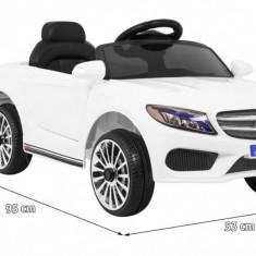 Masinuta electrica Best Car, alb