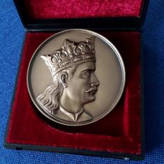 Medalie Stefan cel Mare - Manastirea Putna