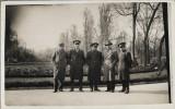 Fotografie ofiteri romani anii 1930