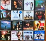 20 coloane sonore orig (Titanic, Bodyguard, Dirty Dancing, Miami Vice)