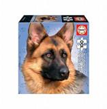 Cumpara ieftin Puzzle German Shepherd, 100 piese, Educa