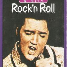 Caseta audio Elvis Presley – Rock´n Roll, originala