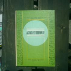 Agrofitotehnie - Gh. Budoi, Gh. Comarovschi, Tr. Popa