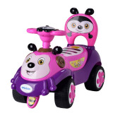 Masinuta fara pedale BebeRoyal Ride On Bee Pink