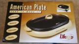 """Tigaie electrică ( """"American Plate"""" TSK-2704)"""