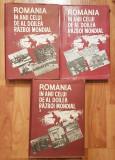 Romania in anii celui de-al doilea razboi mondial (3 vol.) de Stefan Pascu