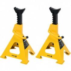 Set 2 suporturi tip capra Vorel 80309, max 6T, 382-600 mm