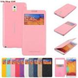 Husa Mercury window Samsung Galaxy Note3 N9005 Pink Blister