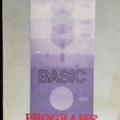 BASIC Programe de instruire