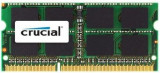 Memorie Laptop Crucial SO-DIMM DDR3, 1x4GB, 1600MHz, CL11