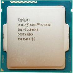Procesor Intel Core i5-4430, 3.0GHz 6M Quad-Core Haswell Socket 1150