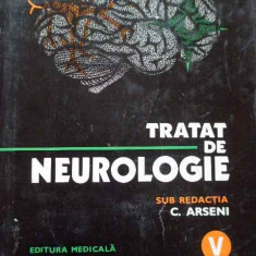 Tratat De Neurologie Vol.v - C. Arseni ,292144