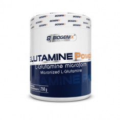 BIOGENIX Health and Nutrition Glutamina, 250 g