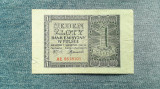 1 Zloty 1941 Polonia / zlot