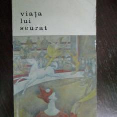Viata lui Seurat-Henri Perruchot