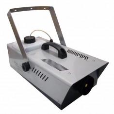 Masina de fum pentru petreceri telecomanda pedala inclusa 1500 KV