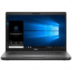 Laptop DELL 14'' Latitude 5401 (seria 5000), FHD, Intel Core i7-9850H, 16GB DDR4, 512GB SSD, GMA UHD 630, Win 10 Pro, Black