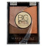 Fard de pleoape Maybelline NY Big Eyes Luminous Brown 01