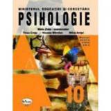 Manual psihologie pentru clasa a X-a - Mielu Zlate, Tinca Cretu, Nicolae Mitrofan, Mihai Anitei