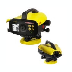 Sprinter 250M Leica Nivela optica citire digitala pe stadie cu cod de bare - 1 mm