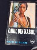 OMUL DIN KABUL SAS GERARD DE VILLIERS