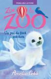 Zoe la Zoo. Un pui de focă mătăsos
