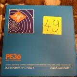 49.Banda Magnetofon AGFA rola policarb.26cm-Clasic (Akai,Teac,Tascam,Revox,BASF)